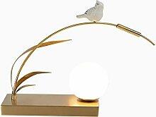 Lampes de table MGWA Gold, toute la lampe de table