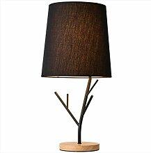 Lampes de table MGWA Noir, lampe OEM Moderne