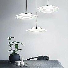 Lampes exquises personnalisées Lustre rond pour