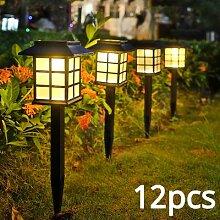Lampes LED Solaires EXTÉRIEUR Imperméabilisent