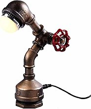 Lampes pour chambres Industrie Steampunk Table