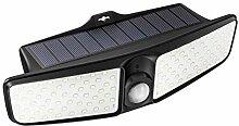 Lampes Solaires Extérieures 100 LEDs Système De