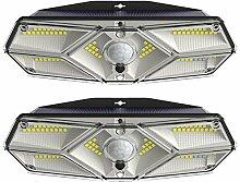 Lampes Solaires Extérieures, 40 LED De Capteur De