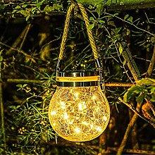 Lampes solaires suspendues - Lampes solaires en