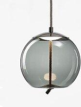Lampes suspendues Lampe suspendue en verre