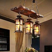 Lampes Suspendues Vintage Salle Manger Éclairage