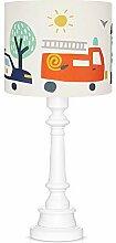 LAMPS & COMPANY 5902360489523 Lampe sur pied, PVC,