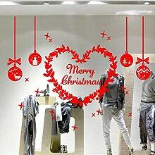 Lamubh Noël Nouvel an Boutique Fortune Boule de