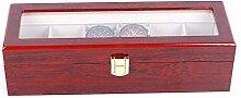 LANLANLife Montre, boîte de Rangement, Collection