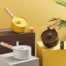 LANMEISM Pot de Soupe Le Chocolat au Lait Soupe de