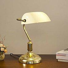 LANMOU Lampe de Banque Traditionnelle, Lampe de