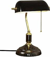 LANMOU Lampe de Bureau Étude Rétro Lampe de