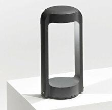 Lanterne aluminium polycarbonate ges450 led h30