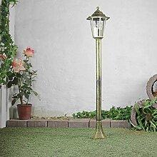 Lanterne de jardin rustique lanterne chemin