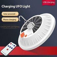 Lanterne LED Rechargeable avec télécommande à