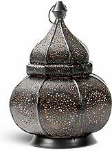Lanterne Marocaine Vintage | Bougeoir Tea Light |