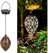 Lanterne portative - Lanterne Solaire Jardin