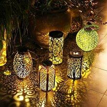 Lanterne solaire imperméable, lanterne