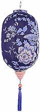Lanterne Traditionnelle en Tissu Style Chinois