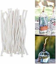 Lanternes de camping 15cm ronde coton Kérosène