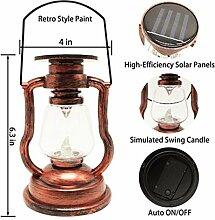 Lanternes de camping Led Veilleuse lumière de fer