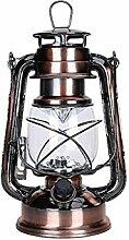 Lanternes de camping Rétro huile lampe tente de