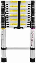 LARS360 3.8m Télescopique Multi-Fonction Echelle