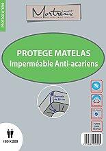 laurentmortreux Protège Matelas Anti-acariens PVC