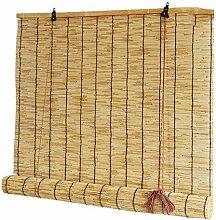 LBBGM Rideau de Roseau, Store en Bambou Naturel,