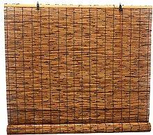 LBBGM Rideau en Roseau, Stores en Bambou, Rideaux