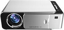 Lcd T6 Smart Wifi Support Projecteur 1080P Hd Led