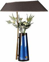 LCSD Lampe de Bureau Lampe De Table Chambre Chevet