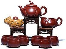 LCTXDY Grenouille théière Tasse à thé,