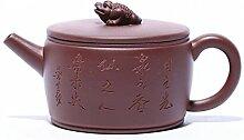 LCTXDY Tasse de thé de théière de Grenouille,
