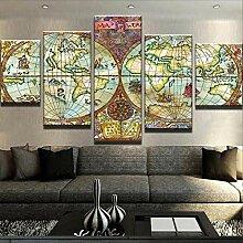 lcyqq Peintures Peinture décorative Peinture en