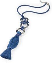 Le collier  Emilia Lay bleu  