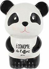 Le Fabuleux Shaman 39-2X-012 Tirelire Panda