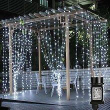 LE Lighting EVER Rideau LED Lumineux 3m*3m