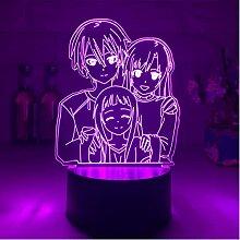 Le Plus Récent Magasin De Cadeaux Anime Lumière