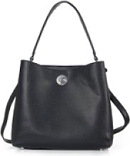 Le sac poignée et bandoulière réglable amovible