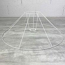 Lealoo Carcasse Abat-Jour Conique 50 x 25 cm,