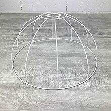 Lealoo Carcasse Suspension Cloche 40 cm, Abat-Jour