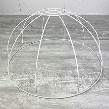 Lealoo Carcasse Suspension Cloche 45 cm, Abat-Jour