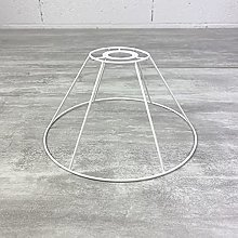 Lealoo Carcasse Suspension Conique 20 cm, Armature
