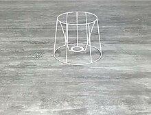 Lealoo Petite Carcasse Abat-Jour Américain 15 cm,