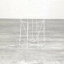 Lealoo Petite Carcasse Abat-Jour Américain 20 cm,