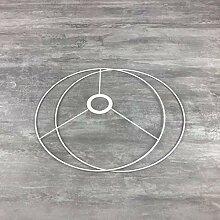 Lealoo Set d'Ossature de diamètre 30cm pour