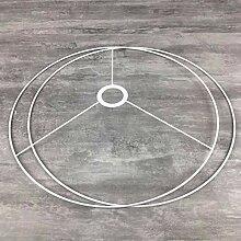 Lealoo Set d'Ossature Diamètre 50cm pour
