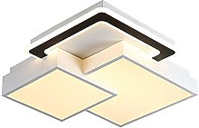 LED Blanc Chambre Plafond Lampe Moderne Dimmable