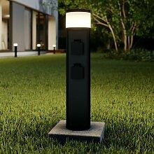 LED Borne Eclairage Exterieur 'Corban' en